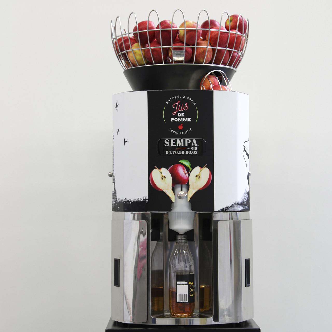 apple-juice-machine